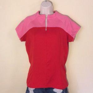 Lululemon Athletics cycling 🚴♀️ shirt size 10